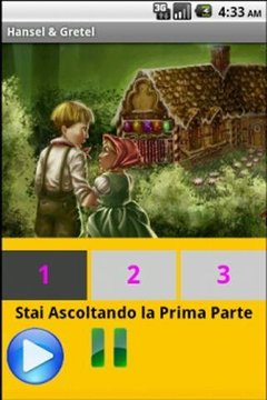 Hansel & Gretel RACCONTAFIABE