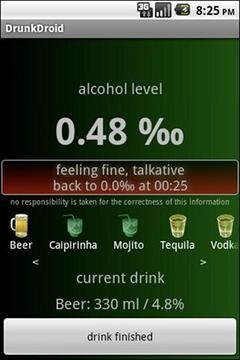 DrunkDroid