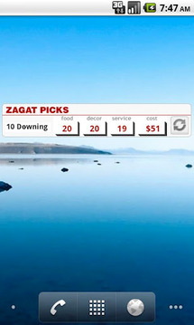 ZAGAT for Android