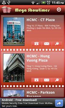 Megastar Cinema Vietnam