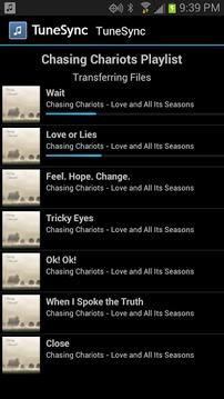 iTunes同步