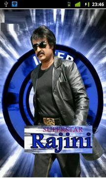 Tribute to Rajini