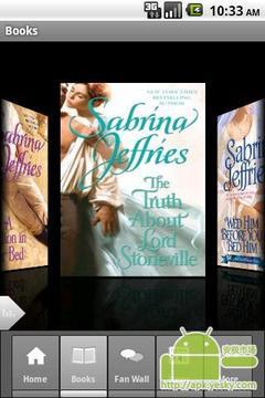 Sabrina Jeffries, New York Tim