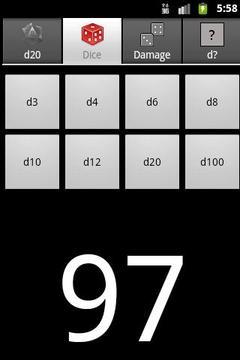 d20 Dice Calculator Free
