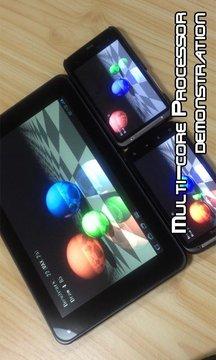 モバイルGPU速度テストアプリ