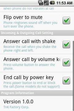 Phone Setting Master