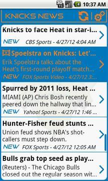 New York Knicks News