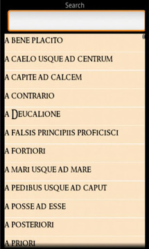 My Latin Phrasebook