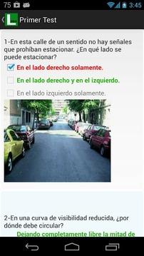 Tests de Conducir Autoescuela