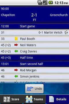 Total Football Scorer Lite