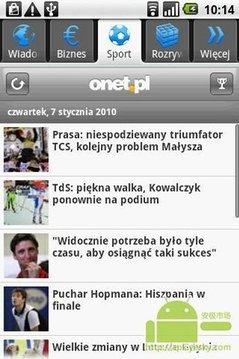 Onet.pl新闻