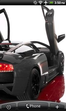 Lamborghini Car Live Wallpaper