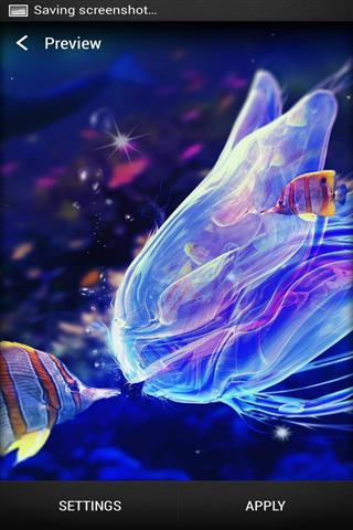 海洋动物动态壁纸