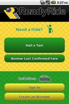 ReadyRide Taxi