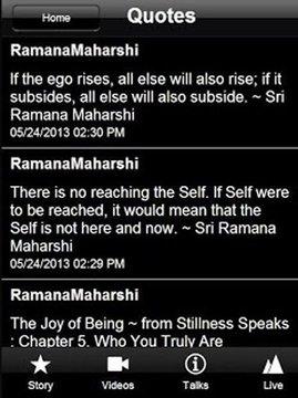 Ramana Maharshi - Complete App