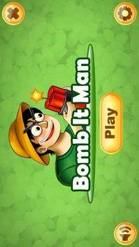 Bomb It Man