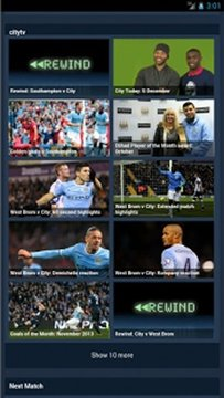 Manchester City Mobile