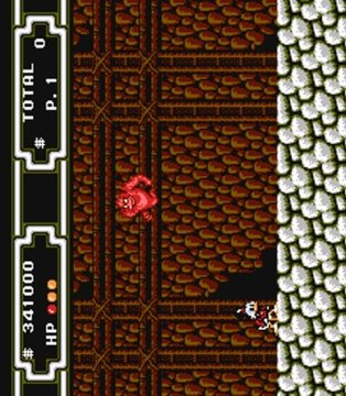 Nintendo Duck Tales 2