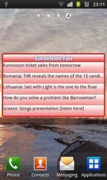 Eurovision Fan