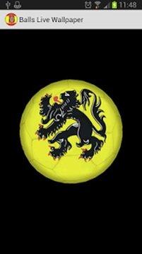 3D Ball Belgium LWP