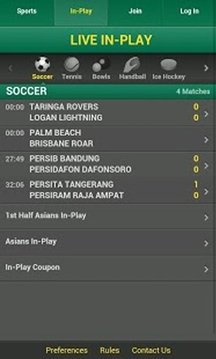 SportBetting 365 Mobile
