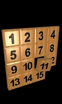 Fifteen Puzzle Prime