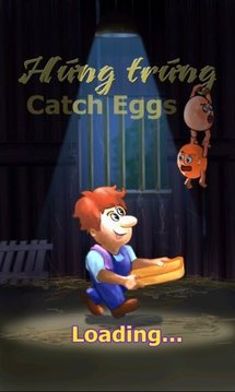 Crazy Catch Eggs