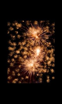 Fireworks Galaxy Note2 LWP 10