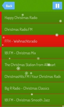 Christmas Day Countdown Radio