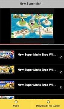 New Super Mario Bros Wii Guide