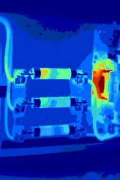 THERMOGRAPHY INFRARED CAMERA
