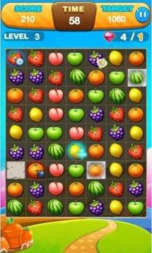 Fruit Bump Legend