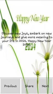 New Year Messages 2014