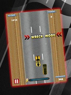 Crazy Traffic Racer:Road Riot