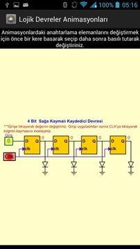 Animation of Logic Circuits