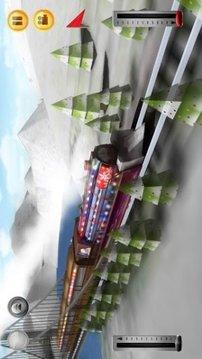 Xmas Train HD 3D