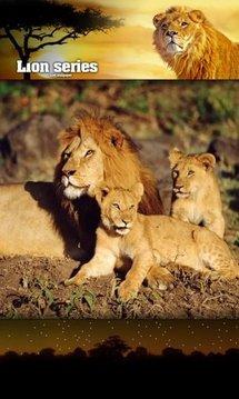 Lion Sounds Wild LiveWallpaper