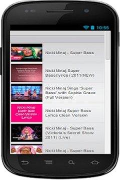 Nicki Minaj Songs