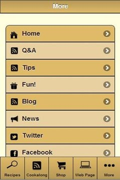 Nigella Lawson - Fan App