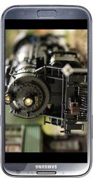 蒸汽机车火车