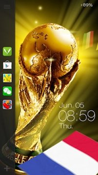 2014 World Cup LiveLockerTheme