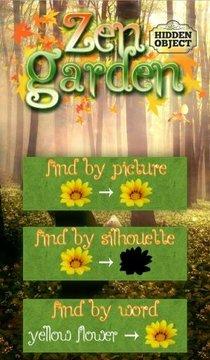 Hidden Object - Zen Garden - Free