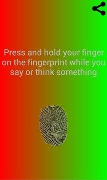 Polygraph Pro, Lie Detector