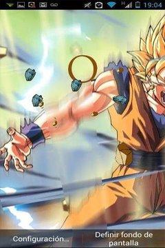Goku Live Wallpaper and Game