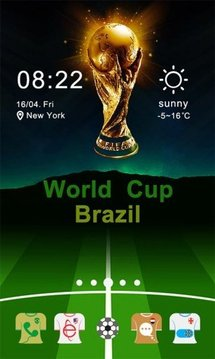 Worldcupbrazil Solo Theme