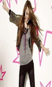 Miley Ray Cyrus Live Wallpaper