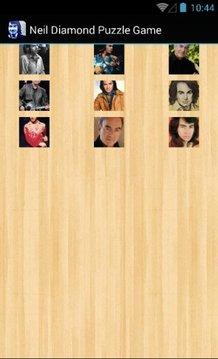 Neil Diamond Puzzle Game