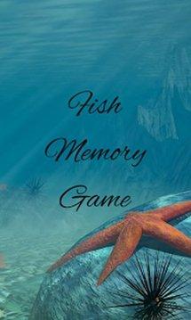Fish Memory Puzzle Game