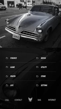 Dream Car Buzz Launcher Theme