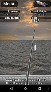 i Fishing Saltwater 2 Lite